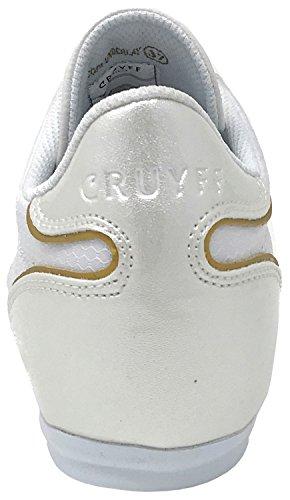 Cruyff Recopa Underlay weiß Sneaker Damen Größe 37 EU