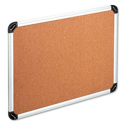 (UNV43714 - Universal Cork Board with Aluminum Frame)