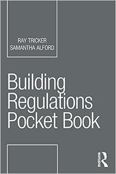 Building Regulations Pocket Book (Routledge Pocket Books)