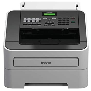 Brother FAX-2940 - Fax láser monocromo de alta velocidad ...