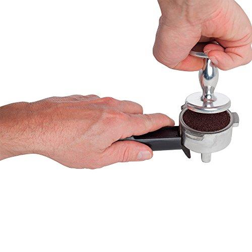 Aluminum Coffee Tamper Barista Espresso Tamper Dual Sided 50mm 55mm Press Tool