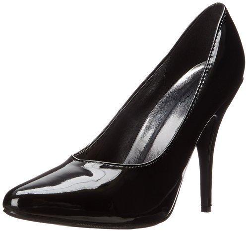 - Ellie Shoes Women's 5 Inch Heel Pumps (Black;14)