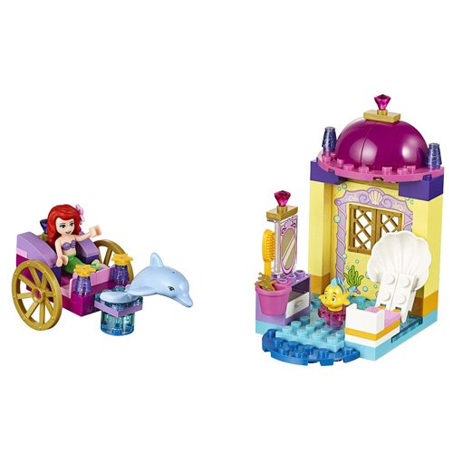 Lego 10723 - Juniors - Le Carrosse-dauphin d'ariel