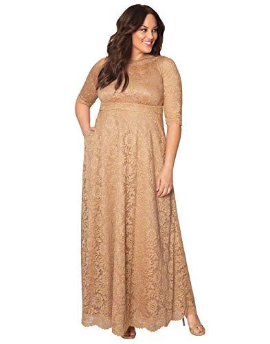 Kiyonna Women's Plus Size Special Edition Leona