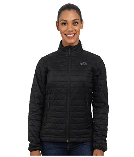 - Mountain Hardwear Women's Micro Thermostatic Jacket, Black SM
