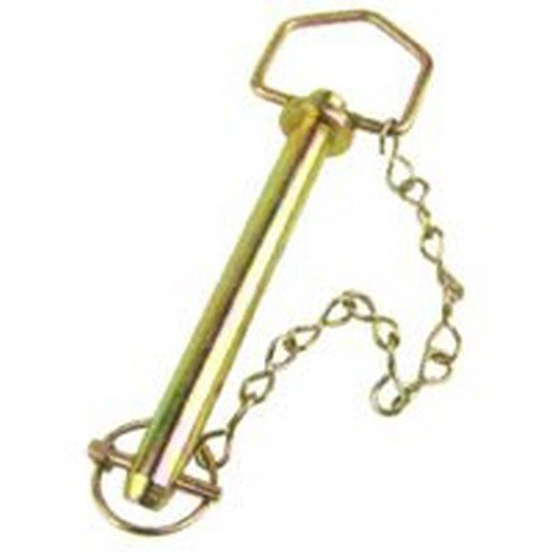 Hitch Pin with Chain 1/2x4-1/4