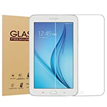 NEWSTYLE Tempered Glass Screen Protector for Samsung Galaxy Tab E Lite 7.0