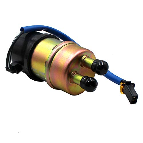 Road Passion 12v 55LPH Electric Fuel Pump for Yamaha Virago 1000 XV1000 1984-1999/ Virago 535 XV535 1987-2000 / Vmax 1200 VMX1200 1985-2007 ()