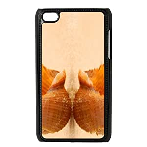 YCHZH Phone case Of Beach Conch Cover Case For Ipod Touch 4