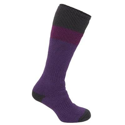 Womens/Ladies Heat Holders Extra Warm Ultimate Thermal Ski Socks (2.3 Tog)