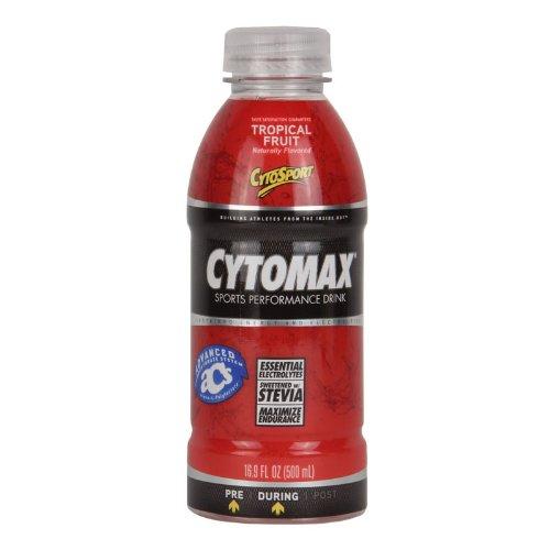 Rtd Fruit - Cytosport - Cytomax Rtd Tropical Fruit, 12 drinks