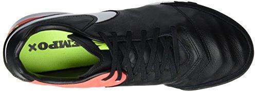 Nike 819224-018, Botas de Fútbol para Hombre Negro (Black / White-Hyper Orange-Volt)