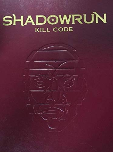 Shadowrun RPG: Kill Code Core Rulebook Limited Edition [並行輸入品] B07S914VGM