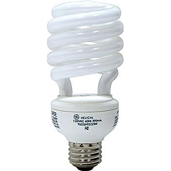 Ge Lighting 89095 Energy Smart Spiral Cfl 23 Watt 100