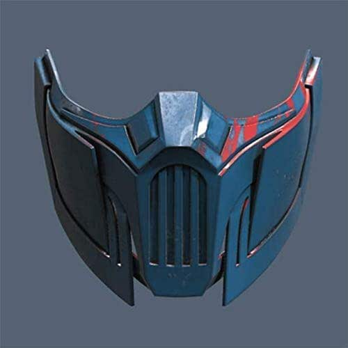 Amazon Com New Mortal Kombat 11 Sub Zero Mask Replica Handmade