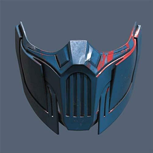 New Mortal Kombat 11 Sub Zero Mask replica]()