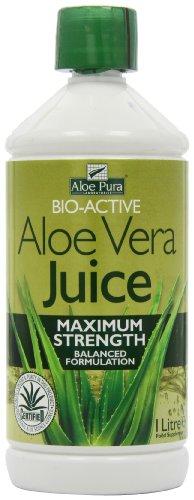 Pura Aloe Aloe Vera-Saft Max Stärke 1ltr