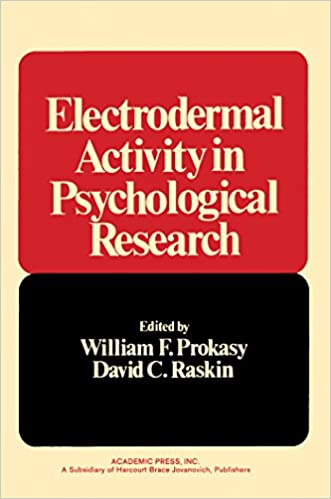 Read Electrodermal Activity in Psychological Research PDF