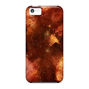 LINMM58281iphone 5/5s Scratch-proof Protection Cases Covers For Iphone/ Hot The Cats Paw Nebula Phone CasesMEIMEI