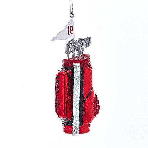 Golf Bag Ornament - 4