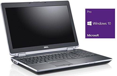 Dell Latitude E6530 (Zertifiziert und Generalüberholt)