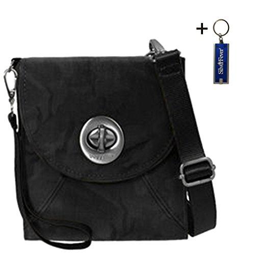 Black Chain w Athens Wallet RFID Purse Light Bundle Camo Handbag Crossbody Travel Baggallini Key w74Han1fxx