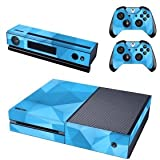 POWDER BLUE PROTECTOR SKIN FOR XBOX ONE KINECT AND CONTROLLER SET Review