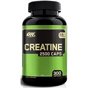 Optimum Nutrition Micronized Creatine Monohydrate Capsules, 2500mg, 300 Capsules