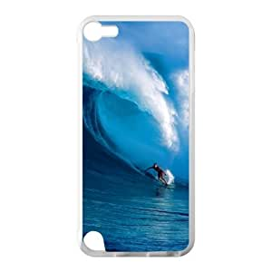 Ipod Touch 5 Cases-Brand New Design Sport Surfing Printed High Quality TPU For Ipod Touch 5 4 Inch