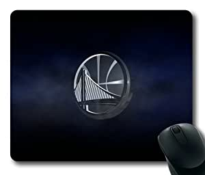 Warriors NBA Rectangle Mouse Pad by eeMuse by icecream design