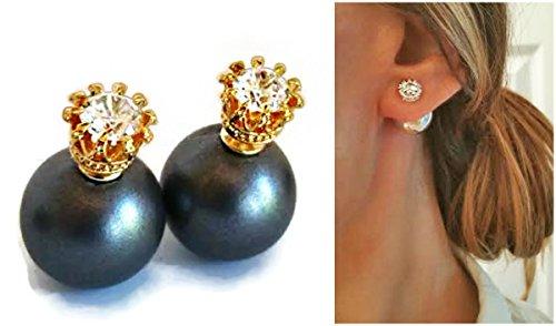 ewt-double-pearl-ball-black-pearl-stud-earrings-front-back-earrings-reversible-earrings
