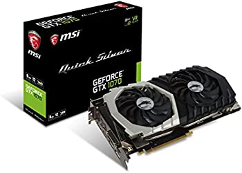 MSI GeForce GTX 1070 DirectX 8GB Graphics Card