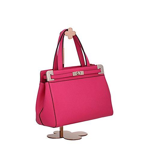 Adjustable Metal Handbag Display Rack Women Bag Display Stand Holder Gold