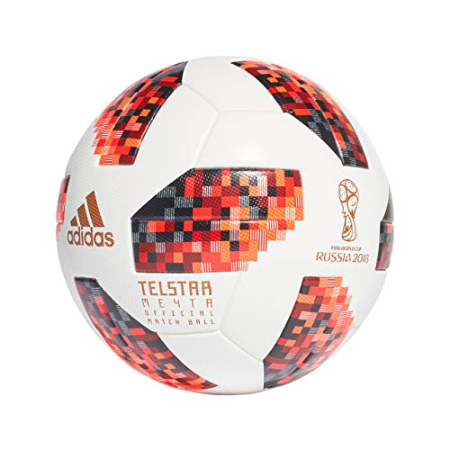 adidas FIFA World Cup Knock Out Official Match Football - Size 5