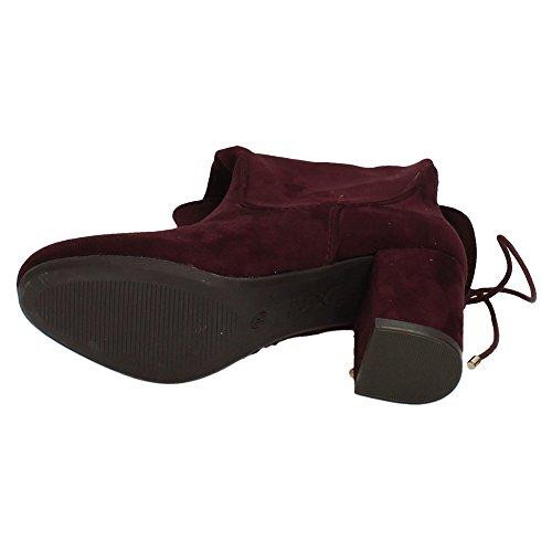 XTI Donna 047249 Stivali Arricciati nero Size: 37