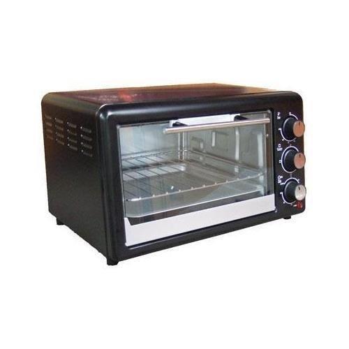 Avanti PO61BA Toaster Oven, 4 Slice Capacity, Stainless Stee