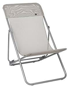 Lafuma Maxi Transat Beach Chair - Set of 2