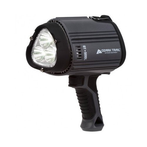 Spotlight 500 lumen Batteries Comfortable Lightweight