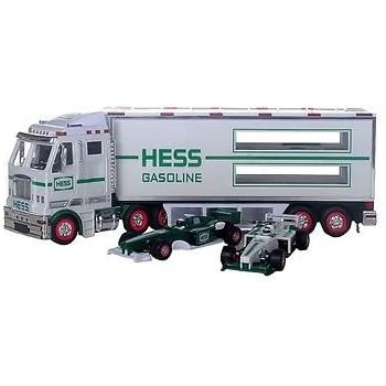 Hess Toy Truck And Racecars 2003 Toys Games