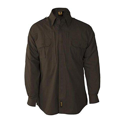 Propper Men's Long Sleeve Tactical Shirt - Large - Brown