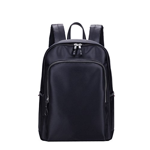 Men's Black Business Shoulder Travel Leisure Backpack Laidaye Multi purpose O6wqdax