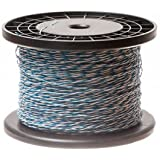 ECore Cables 24 AWG Cross Connect Wire - 1 Pair - Cat5e Rated - Blue/White - BL/W-W/BL - 1000 FT