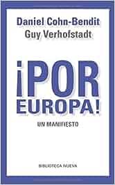 por europa un manifiesto libros singulares