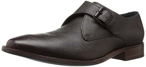 Cole Haan Mens Williams Ii Monk-strap Loafer Mahonie Grain