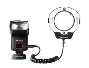 Cullmann Flash conjunto de dispositivos (C + D 3500 flash macro flash anular MRF 3500) de Canon
