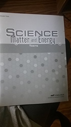 a beka matter and energy - 8