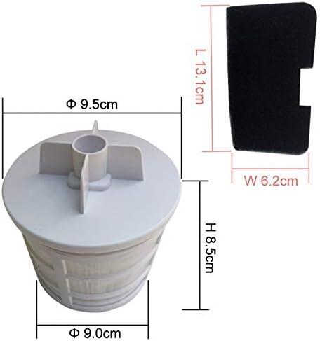 TSAUTOP Newest Aspiradoras SE71 35601328 Tipo U66 para HOO-Ver SPR-INT SPR-ITZ Conjunto de filtros Accesorios Suministros para el hogar Herramienta 39001374//39001373