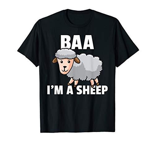 Farmer And Sheep Costume (I'm A Sheep Costume For A Lamb Farmer )