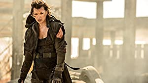 Resident Evil: The Final Chapter (UHD + 3D Blu-ray + Blu-ray + UltraViolet Combo Pack) by Sony Pictures Home Entertainment