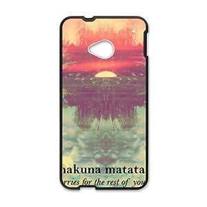 ORIGINE Hakuna Matata Cell Phone Case for HTC One M7